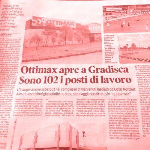 Ottimax apre in Friuli-Venezia Giulia