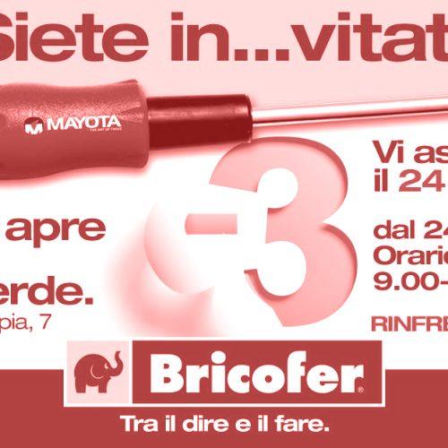 Apre Bricofer Monteverde